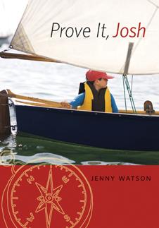 Prove It, Josh - fictional story about a boy overcoming dyslexia